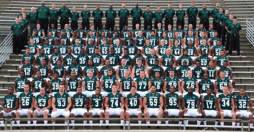2013 0 Roster Eastern Michigan University Athletics