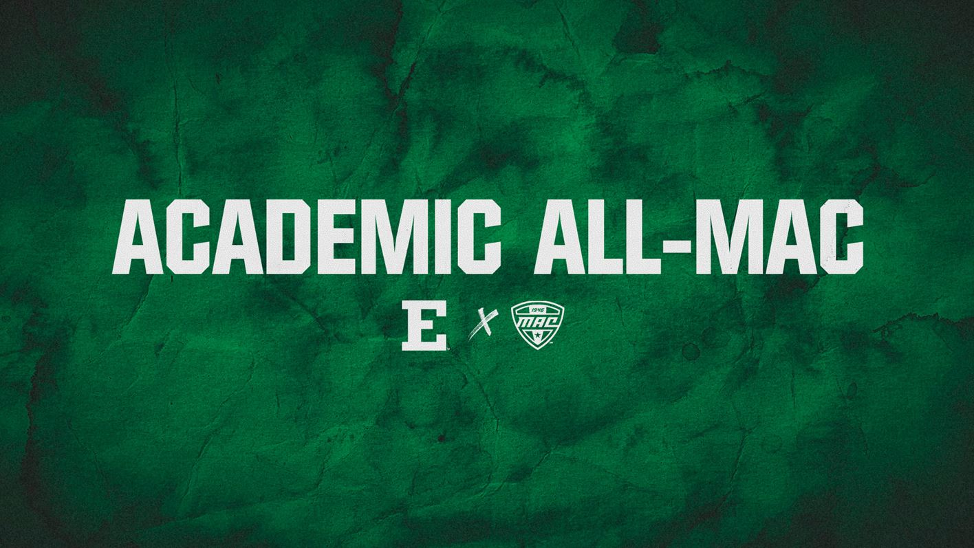 Eagles Position 10 on Academic All-MAC Squad - Eastern