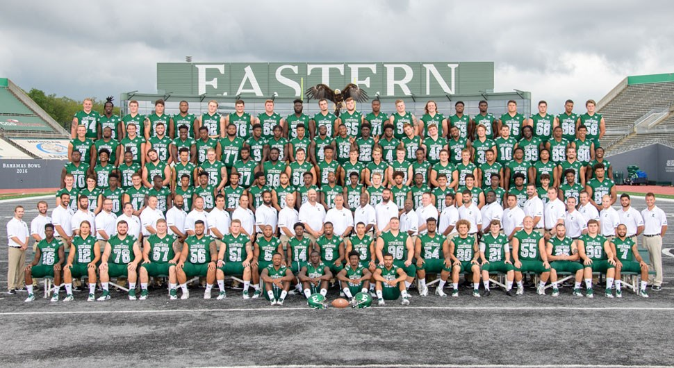 2018 Football Roster Eastern Michigan University Athletics