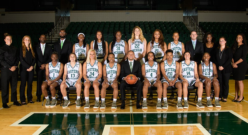 2018 19 Women S Basketball Roster Eastern Michigan University