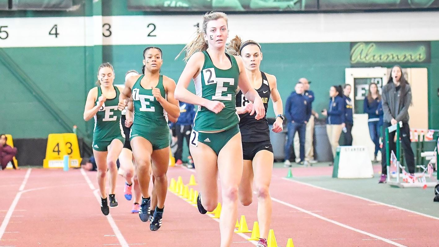 Meyers and Smith Record Top-10 EMU Performances at Bryan Clay Invite
