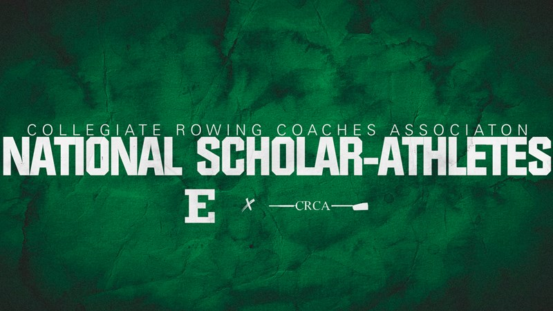 Seven Eagles Named CRCA National Scholar-Athletes - Eastern